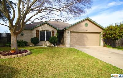 Temple Single Family Home For Sale: 7316 Klein Drive