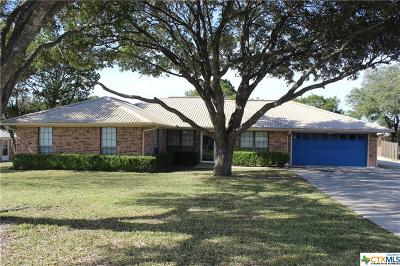 Harker Heights Single Family Home For Sale: 2104 Chinaberry Circle