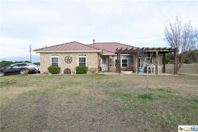 Copperas Cove Single Family Home For Sale: 930 Wedgewood