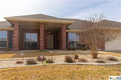 Killeen Single Family Home For Sale: 2108 Excel