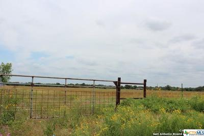La Vernia Residential Lots & Land For Sale: Tract 1 Us Hwy 87