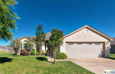 Belton Single Family Home For Sale: 1415 Loving Trail