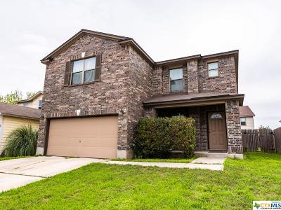 San Marcos Single Family Home For Sale: 285 Cordero Drive