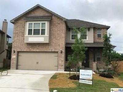 New Braunfels Single Family Home For Sale: 911 Noel Forest