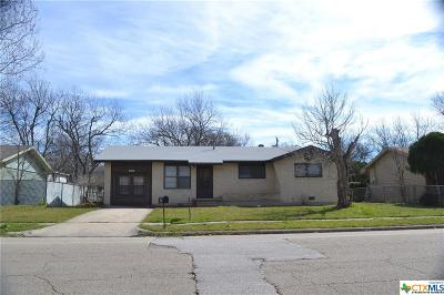 Copperas Cove Single Family Home For Sale: 711 S 1st Street