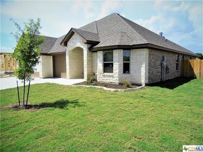 Temple Single Family Home For Sale: 7410 Diamond Dove Drive
