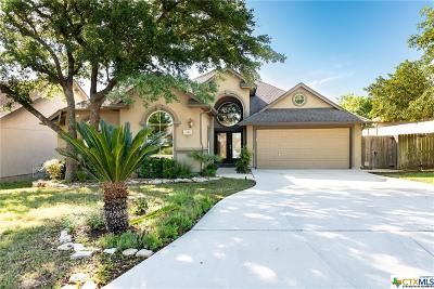 New Braunfels Single Family Home For Sale: 535 Wilderness Way