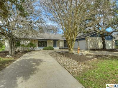 Wimberley Single Family Home For Sale: 90 Champions Circle