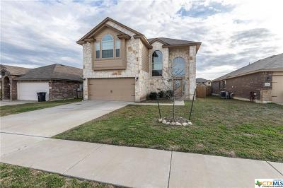 Killeen Single Family Home For Sale: 5202 Katy Creek