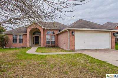 Temple Single Family Home For Sale: 2311 Kingsbury Drive