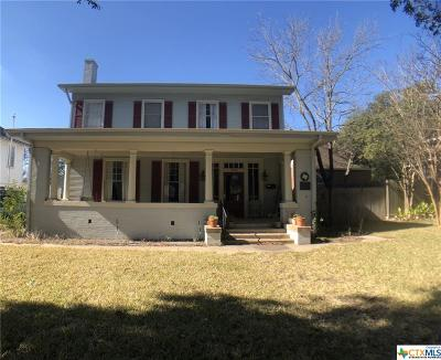 Temple TX Single Family Home For Sale: $225,000