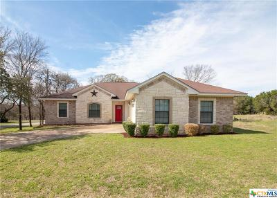 Belton Single Family Home For Sale: 1 Homestead Drive