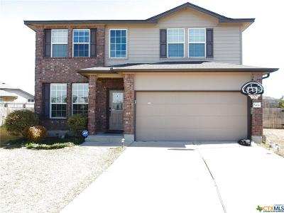 Killeen Single Family Home For Sale: 5404 Lions Gate Lane