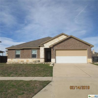 Killeen Single Family Home For Sale: 701 W Vega Lane