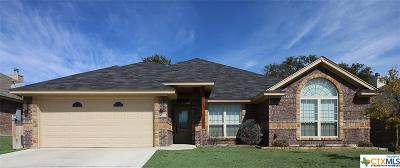 Harker Heights Single Family Home For Sale: 1006 Chaucer Lane