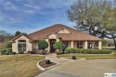 Salado Single Family Home For Sale: 601 Indian Trl