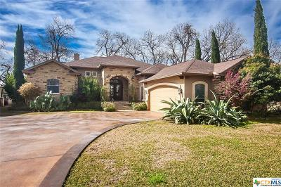 Seguin Single Family Home For Sale: 160 Paseo Del Rio