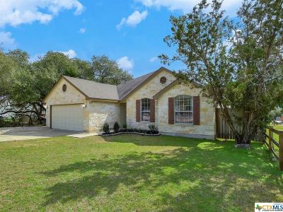 Wimberley TX Single Family Home For Sale: $299,000