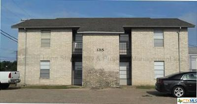 Killeen Multi Family Home For Sale: 1315 Quail Circle