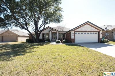 Belton Single Family Home For Sale: 1805 Dancing Oaks Ct