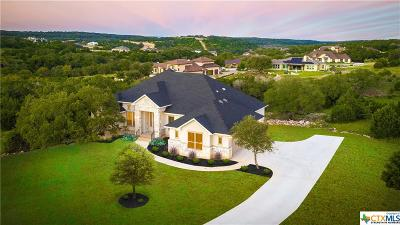 New Braunfels TX Single Family Home For Sale: $469,000