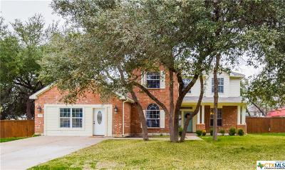 Killeen Single Family Home For Sale: 546 Crossland Drive