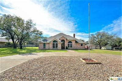 Belton Single Family Home For Sale: 12 Branding Iron