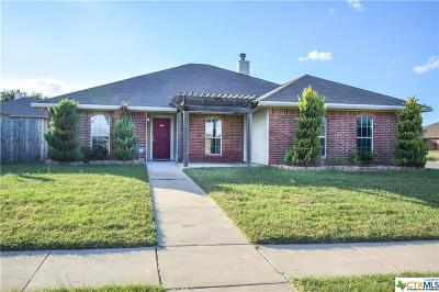 Killeen Single Family Home For Sale: 4301 Sonora Drive