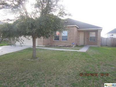 Killeen Rental For Rent: 6003 Shamrock Drive
