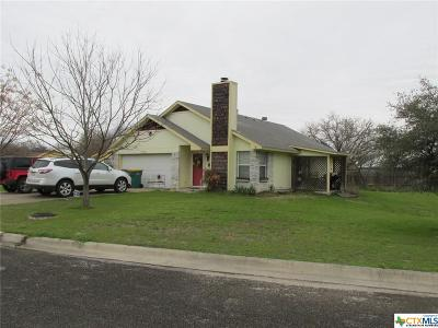Belton Single Family Home For Sale: 1101 Renee Spurs