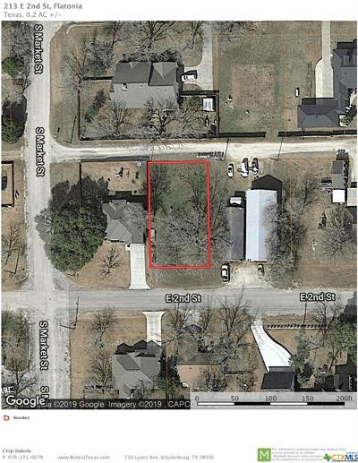 Residential Lots & Land For Sale: 213 E 2nd Street
