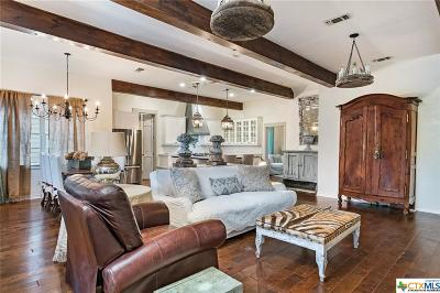 Canyon Lake TX Single Family Home For Sale: $469,000