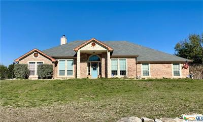 Kempner Single Family Home Pending: 860 County Road 3351