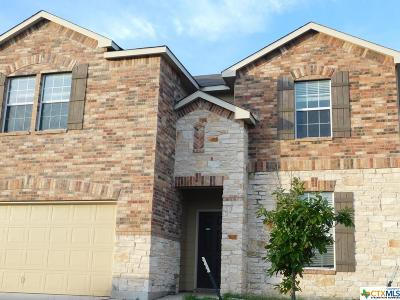 Killeen Single Family Home For Sale: 405 E Orion Drive