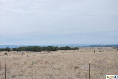 Lampasas Residential Lots & Land For Sale: County Road 2337