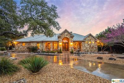 New Braunfels TX Single Family Home For Sale: $698,000