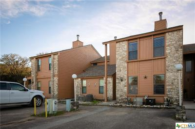 Wimberley Condo/Townhouse For Sale: 3 Cypress Fairway