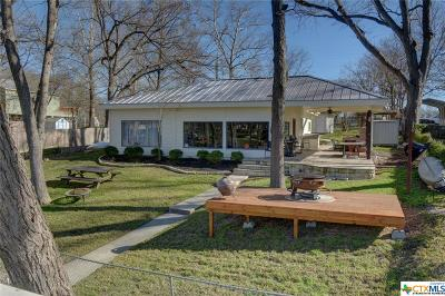 McQueeney Single Family Home For Sale: 1126 Happy Haven Road