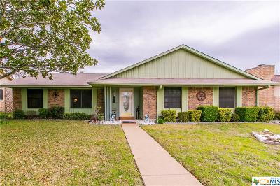 Temple Single Family Home For Sale: 1814 Stagecoach Trail
