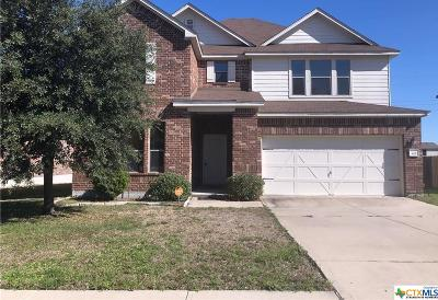 Temple, Belton Single Family Home For Sale: 815 Green Pasture Drive