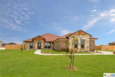 Salado Single Family Home For Sale: 4326 Green Creek Dr.