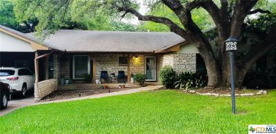 Temple Single Family Home For Sale: 3406 Pin Oak Drive