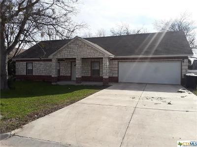 Temple, Belton Single Family Home For Sale: 1207 S Main