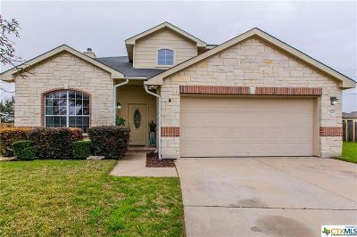 Temple Single Family Home For Sale: 520 Peanut Drive