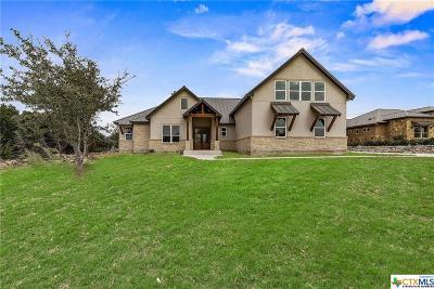 New Braunfels Single Family Home For Sale: 6114 Keller Ridge