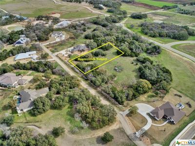 Salado Residential Lots & Land For Sale: 0000 Mackie