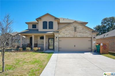 Belton Single Family Home For Sale: 5115 Dauphin