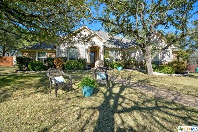 Belton Single Family Home For Sale: 3505 Spinnaker