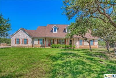 Spring Branch Single Family Home For Sale: 421 Elmhurst