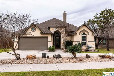 New Braunfels Single Family Home For Sale: 472 Mission Hill